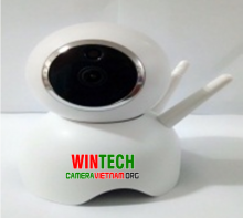 Camera ip wifi WinTech  QC7 độ phân giải 1.3MP