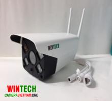 Camera IP WiFi Camera ip wifi WinTech  QC3 độ phân giải 1.3MP
